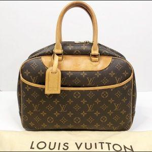 !!! 100% AUTHENTIC Louis Vuitton Deauville Handbag